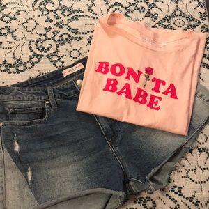 Guess Bonita Babe tshirt